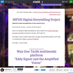 INF533 Digital Storytelling Project