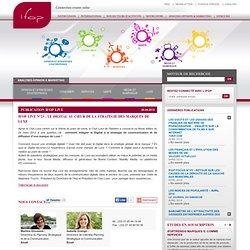 LIVE N°23 : Le Digital au cœur de la stratégie des marques de Luxe