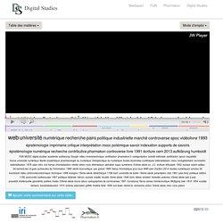 Digital Studies - Home