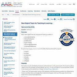 Best Digital Tools for Teaching & Learning