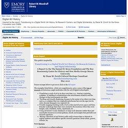 Emory University Tour Guide Application