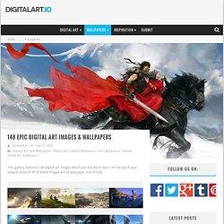 148 Epic Digital Art Images & Wallpapers » DigitalArt.io
