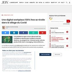 Une digital workplace 100% free se révèle dans le sillage du Covid