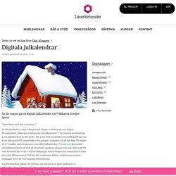 Digitala julkalendrar – Digi-bloggen