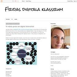 Vi måste prata om digital litteracitet