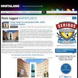 DigitaLang » #IATEFL2012