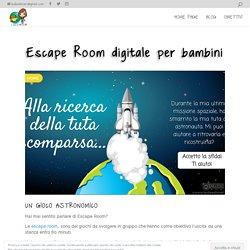 Escape Room digitale per bambini - PLAYandLEARN