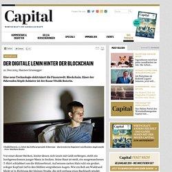 Der digitale Lenin hinter der Blockchain