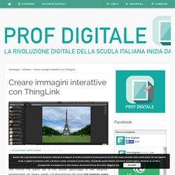 Creare immagini interattive con ThingLink