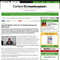Regioni (intervista a Carlo Maccari)