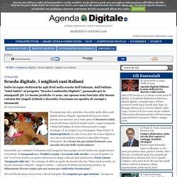Scuola digitale, i migliori casi italiani