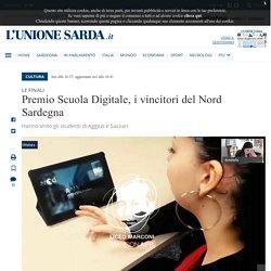 Premio Scuola Digitale, i vincitori del Nord Sardegna