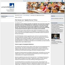 """Wie Handys zum """"digitalen Burnout"""" führen — Universität Bonn"""