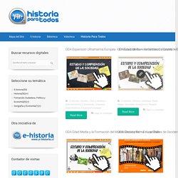 Historia Para Todos – E-historia – Portal de objetos digitales de enseñanza-aprendizaje
