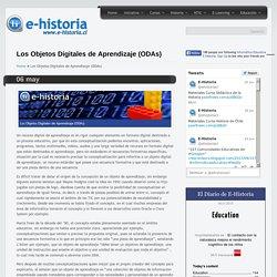 Los Objetos Digitales de Aprendizaje (ODAs)- Un portal de historia y TIC