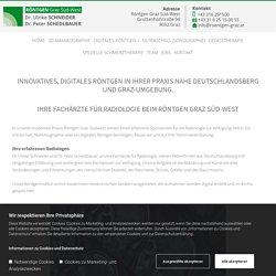 Digitales Röntgen für Deutschlandsberg