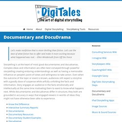 Digitales - Documentary and DocuDrama