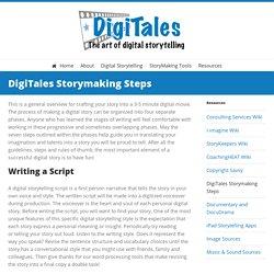 Digitales - DigiTales Storymaking Steps