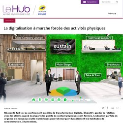 La digitalisation à marche forcée des activités physiques