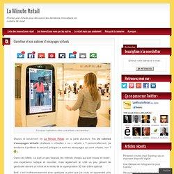 Digitalisation en cours chez Carrefour avec ces cabines d'essayages virtuels