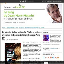 Sephora : le magasin digital