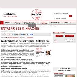 La digitalisation de l'entreprise : 8 étapes clés