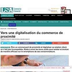 Vers une digitalisation du commerce de proximité