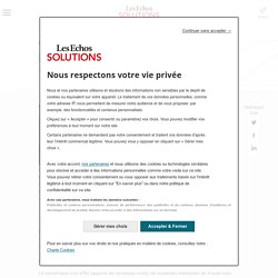 25 août 2018 - Digitalisation des entreprises : préparer sa transformation digitale