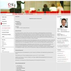 Projekt: Digitalisierung der Hochschule