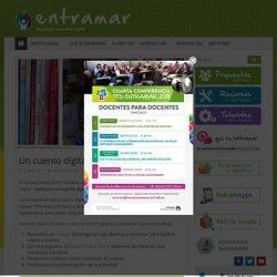 Un cuento digitalizado en Sala Verde – Entramar – Tecnología Educativa Digital