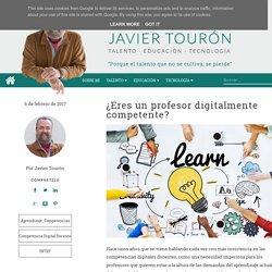 ¿Eres un profesor digitalmente competente?