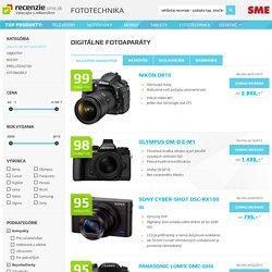 Digitálne fotoaparáty-Recenzie, testy-Recenzie.SME.sk