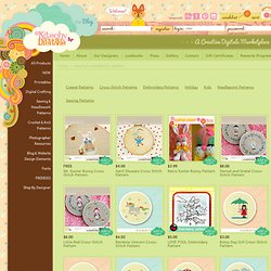 Kitschy Digitals :: Sewing & Needlework Patterns