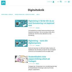 Digitalteknik