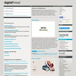 Digitalthread : Web design company, best web design companies, t