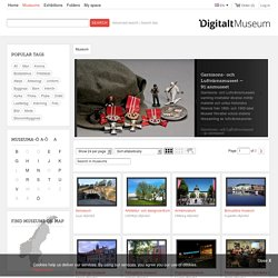 DigitaltMuseum - Museum