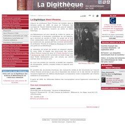 Digithèque de l'ULB : Digithèque Henri Pirenne