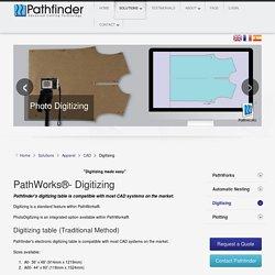Digitising - Pathfinder Australia