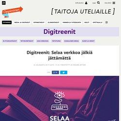 Digitreenit: Selaa verkkoa jälkiä jättämättä