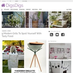 Interior Decorating, Home Design, Room Ideas - DigsDigs