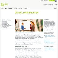 DigU: Digital unterrichten
