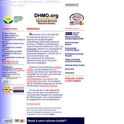 Groupe de recherche sur le monoxyde de dihydrogène - informations sur le monoxyde de dihydrogène