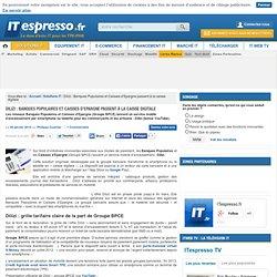 Dilizi : Groupe BPCE passe à la caisse digitale