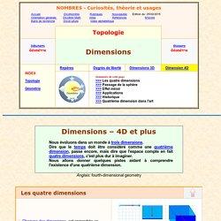 dimension 4D