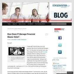 razza dimension server « Ranzal & Associates' Weblog