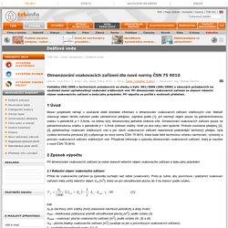 Dimenzování vsakovacích zařízení dle nové normy ČSN 75 9010 - TZB-info