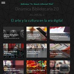Dinámica Bibliotecaria 2.0 - Año 2015 No. 3