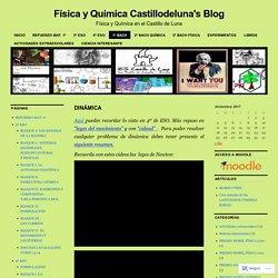 Física y Química Castillodeluna's Blog