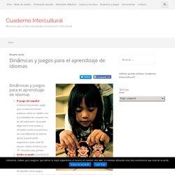 Dinámicas y juegos para el aprendizaje de idiomas