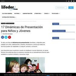 17 Juegos y Dinámicas de Presentación para Niños y Adultos - Lifeder